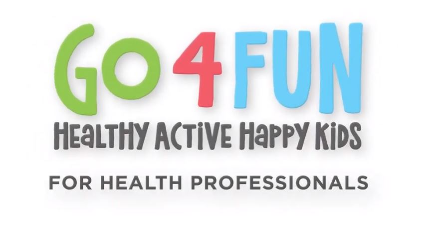 Health professional referring family to Go4Fun